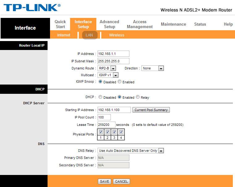 Image result for modem settings