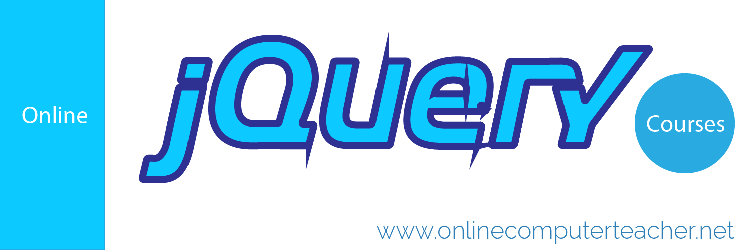 jQuery courses online from JavaScript experts